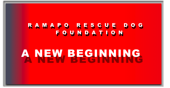 RAMAPO RESCUE DOG 